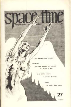 Space and Time #27 November 1974. Gordon Linzner, ed.