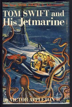 Tom Swift and His Jetmarine. Victor Appleton II