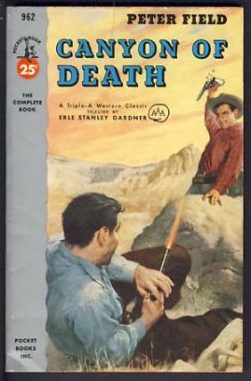 Canyon of Death. Peter Field
