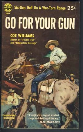 Go for Your Gun. Coe Williams