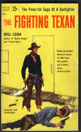 The Fighting Texan. Will Cook