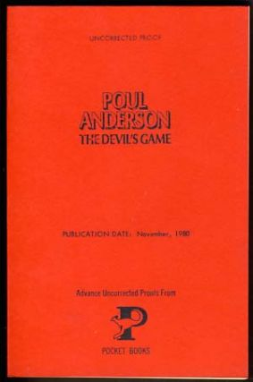 The Devil's Game. Poul Anderson