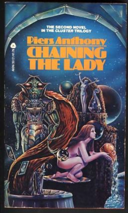 Chaining the Lady. Piers Anthony
