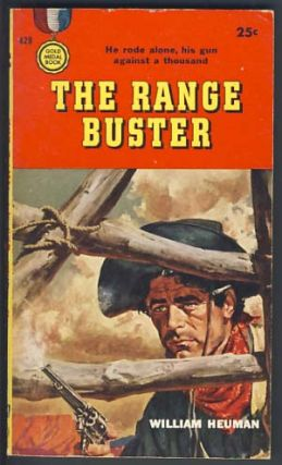 The Range Buster. William Heuman