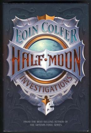 Half Moon Investigations. Eoin Colfer.