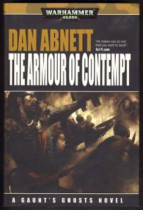 The Armour of Contempt. Dan Abnett