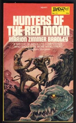 Hunters of the Red Moon. Marion Zimmer Bradley