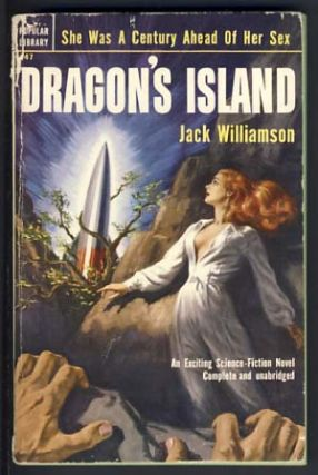 Dragon's Island. Jack Williamson