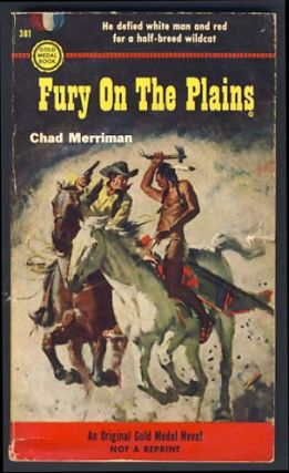 Fury On the Plains. Chad Merriman