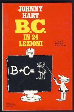 B.C. in 24 lezioni. Johnny Hart