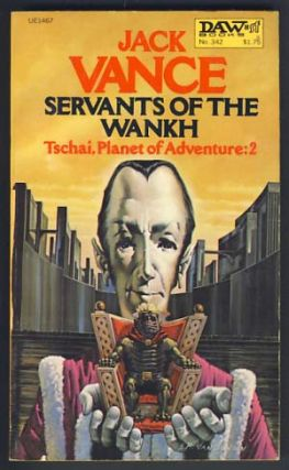 Servants of the Wankh. Jack Vance