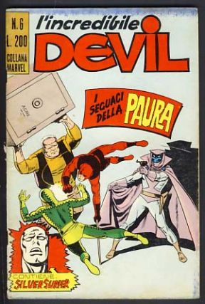 L'incredibile Devil #6. Stan Lee, Wallace Wood