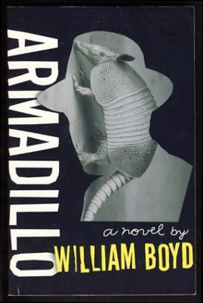 Armadillo. William Boyd