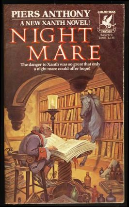 Nightmare. Piers Anthony