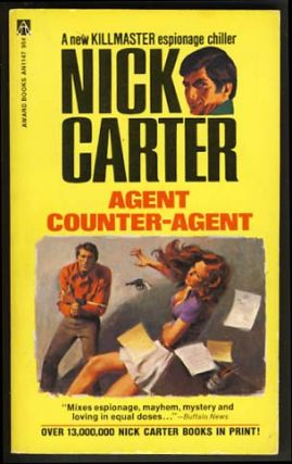 Agent Counter-Agent. Nick Carter, Ralph Eugene Hayes