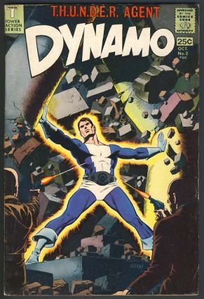 Dynamo No. 2 October 1966. Wallace Wood