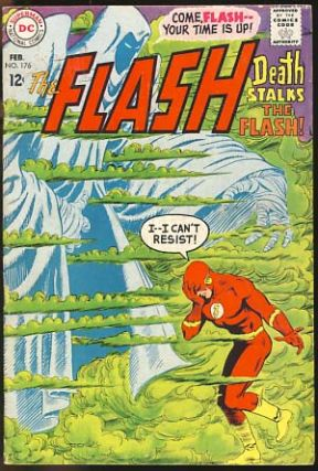 The Flash #176. John Broome, Otto Binder