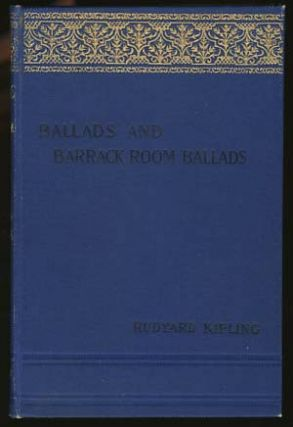 Ballads and Barrack-Room Ballads. Rudyard Kipling.