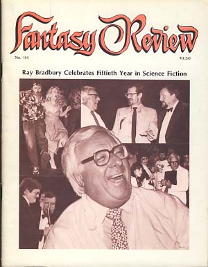 Fantasy Review #94 September 1986. Robert A. Collins, ed