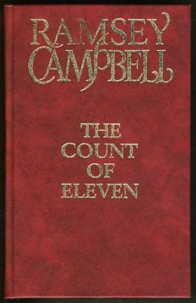 The Count of Eleven. Ramsey Campbell.