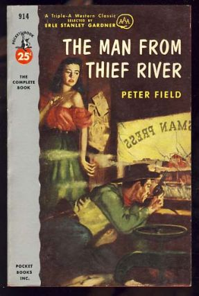 The Man from Thief River. Peter Field.