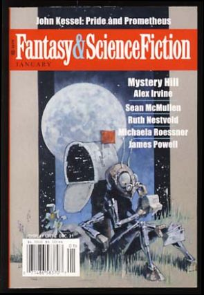 The Magazine of Fantasy & Science January 2008. Gordon Van Gelder, ed