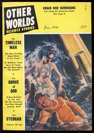 Other Worlds Science Stories June 1956. Raymond Palmer, ed.