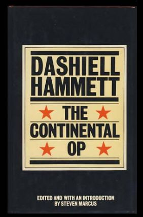 The Continental Op. Dashiell Hammett