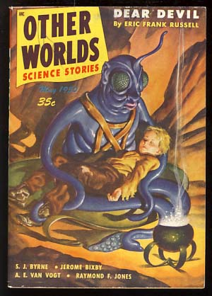 Other Worlds Science Stories May 1950. Raymond Palmer, ed