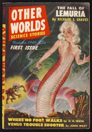 Other Worlds Science Stories November 1949. Raymond Palmer, ed
