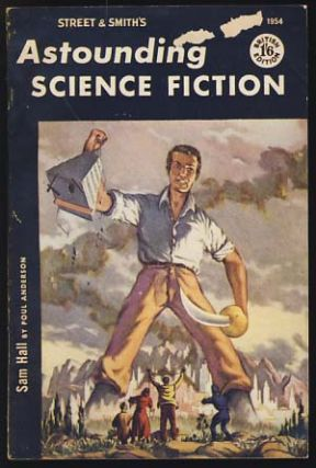 Astounding Science Fiction (British Edition) January 1954. John W. Campbell, ed, Jr