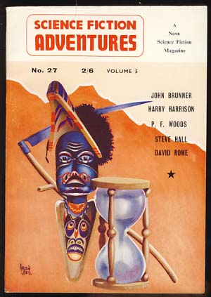 Science Fiction Adventures No. 27. John Carnell, ed