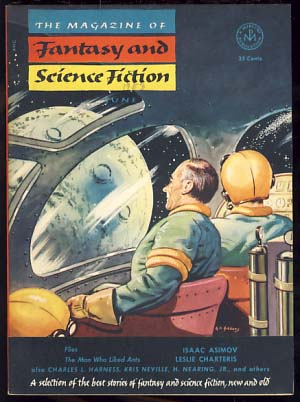 The Magazine of Fantasy and Science Fiction June 1953. Anthony Boucher, J. Francis McComas, eds