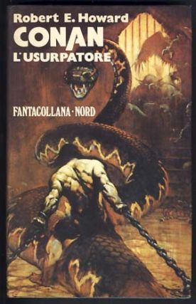 Conan l'usurpatore (Conan the Usurper). Robert E. Howard.