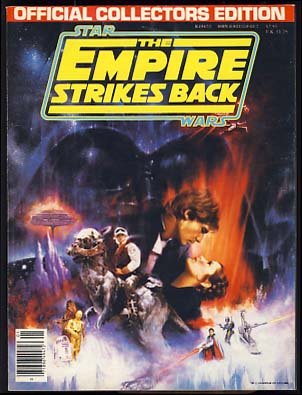 Star Wars: The Empire Strikes Back Official Collectors Edition. Authors.