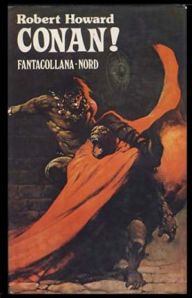 Conan (Italian Edition). Robert E. Howard, L. Sprague de Camp, Lin Carter