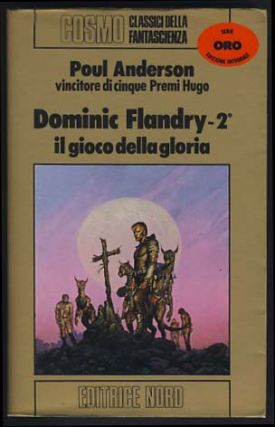 Dominic Flandry 2º. Poul Anderson.