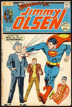 Superman's Pal Jimmy Olsen No. 150. John Albano, José Delbo.