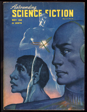 Astounding Science Fiction May 1948. John W. Campbell, ed, Jr