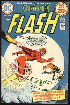 The Flash #228. Cary Bates, Irv Novick
