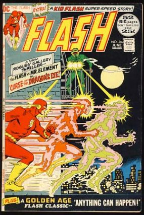 The Flash #216. Cary Bates, Irv Novick
