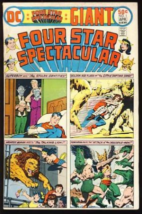 Four Star Spectacular #1. Otto Binder, George Papp