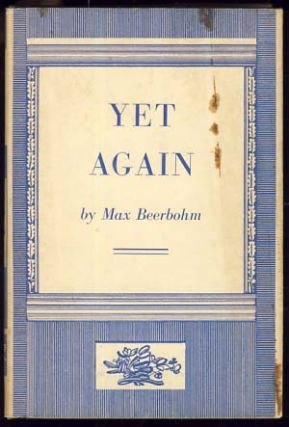 Yet Again. Max Beerbohm