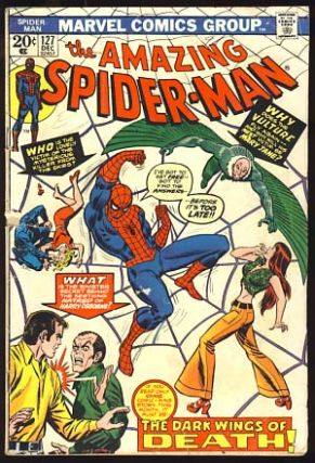Amazing Spider-Man #127. Gerry Conway, Ross Andru