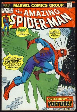 Amazing Spider-Man #128. Gerry Conway, Ross Andru