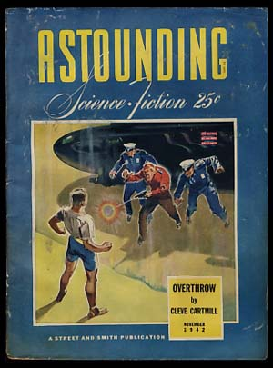 Astounding Science-Fiction November 1942. John W. Campbell, ed, Jr