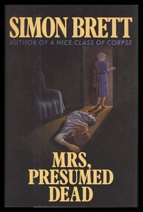 Mrs, Presumed Dead. Simon Brett