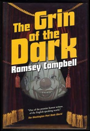 The Grin of the Dark. Ramsey Campbell.