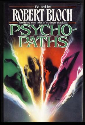 Psycho-paths. Robert Bloch, ed