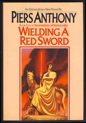 Wielding a Red Sword. Piers Anthony